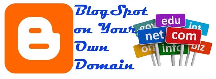 Install Blogspot on Your Own domain 100% working