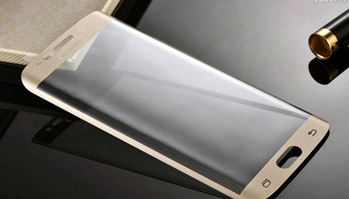 What is 2.5D Curved Glass Display on Mobile Phone