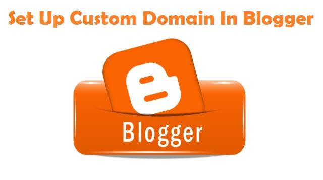 ब्लॉगर के ब्लॉग पर कस्टम डोमेन को कैसे जोड़े