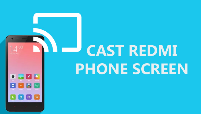 How to cast your Redmi Phone screen on Computer or TV without using any app