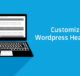 How to customize headings of WordPress by using CSS